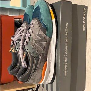 Men's new balance M997NM shoe size 12